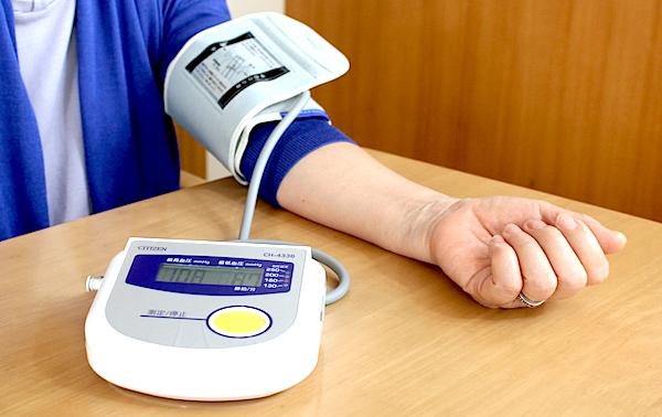 血圧を下げる効果