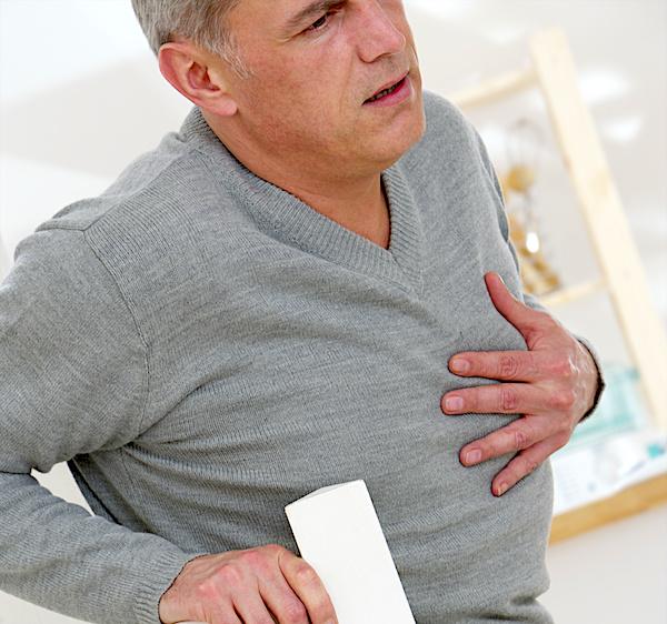 血圧を急上昇させる動作