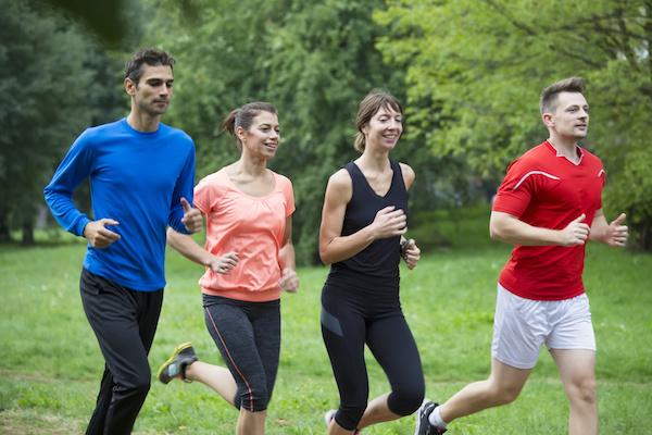 運動の習慣