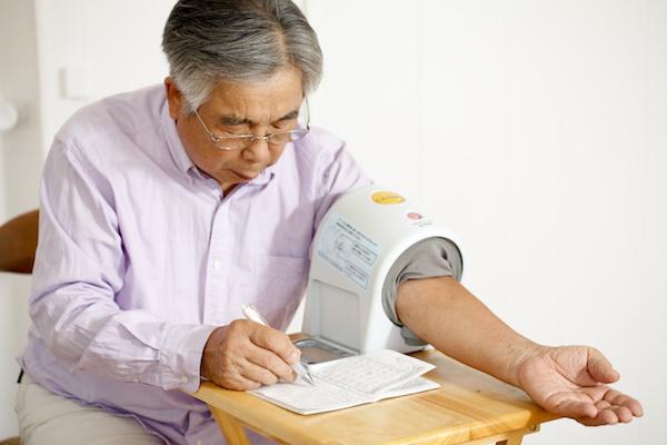 家庭での血圧測定
